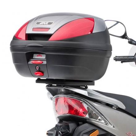 Attacco posteriore Givi E137 Kymco Agility 50-125-150-200 R16 (08-13)