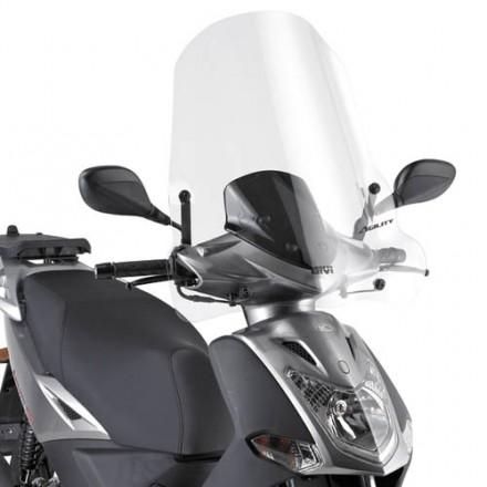 Parabrezza Givi 440A + A440A Kymco Agility 50-125-150-200 R16 (08-13)