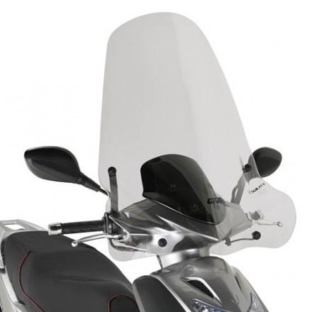 Parabrezza Givi 441A + A440A Kymco Agility 50-125-150-200 R16 (08-13)