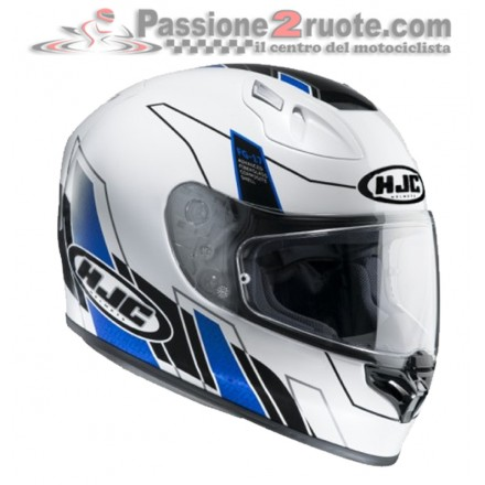 Casco integrale Hjc Fg-17 Zodd Mc2 helmet