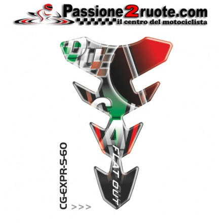 Paraserbatoio Print Ducati CGEXS60P