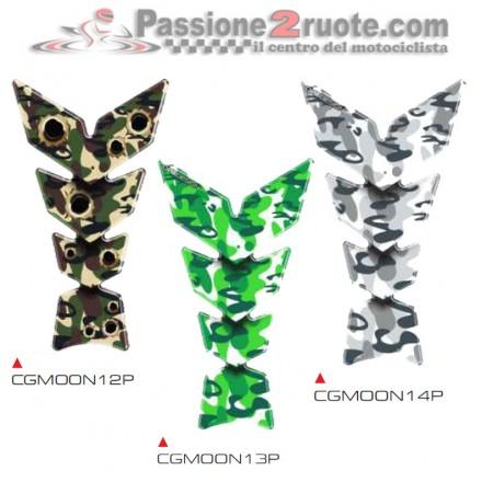 Paraserbatoio Print Camouflage