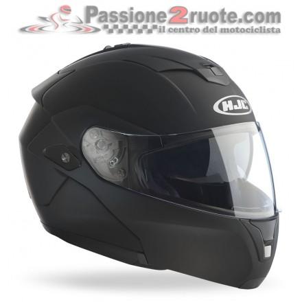 Casco modulare Hjc Sy-Max III Matt Black helmet