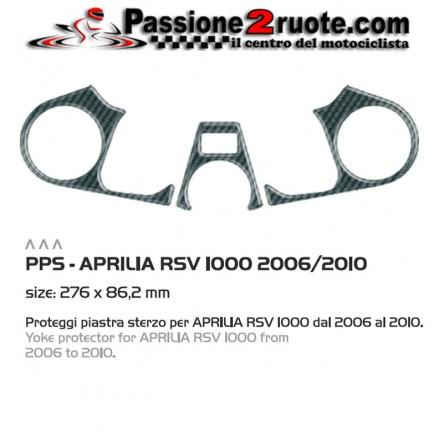 Proteggi Piastra Sterzo Print Aprilia Rsv 1000 (06-10)