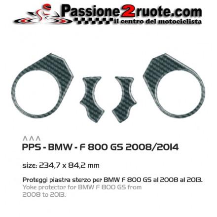 Proteggi Piastra Sterzo Print Bmw F800 Gs