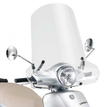 Parabrezza Givi 293A + A293A Sym Fiddle II 50-125 windshield