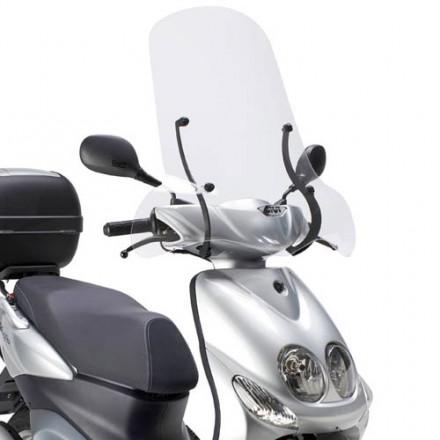 Parabrezza Givi 105A + A285A Yamaha Neo s 50 (08-14)