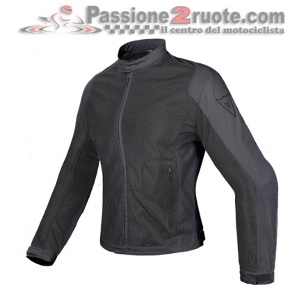 Giacca Dainese Air Flux D1 Lady Tex Nero - Nero
