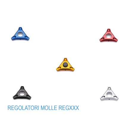 Regolatori Molla Esagono CH22 CP Lightech - REG002