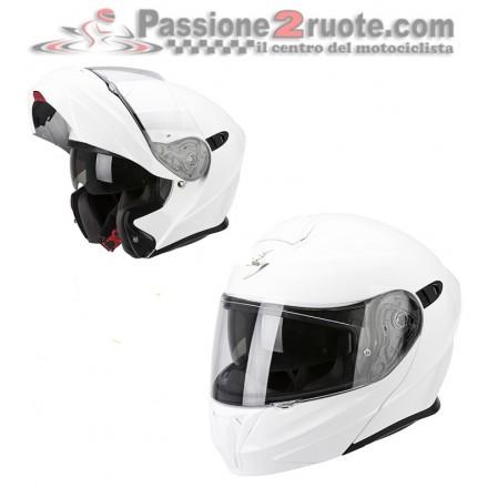 Casco Scorpion Exo-920 Solid White