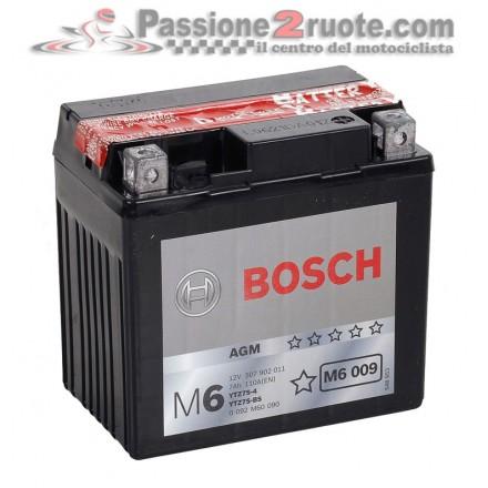 Batteria 12V 7Ah 110A(EN) Bosch M6 009