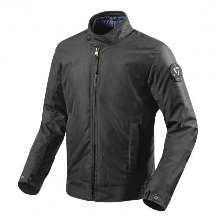 Giacca moto urban city RevIt Woodbury Black jacket