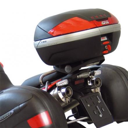 Attacco posteriore Givi Sr79 Aprilia Pegaso 650 strada rear rack