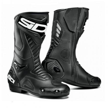 Stivali stivale racing pista corsa moto Sidi Performer nero boots