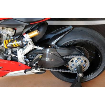 Protezione Forcellone Carbonio Ducati 1199 Panigale (12-14) Lightech CARD1060