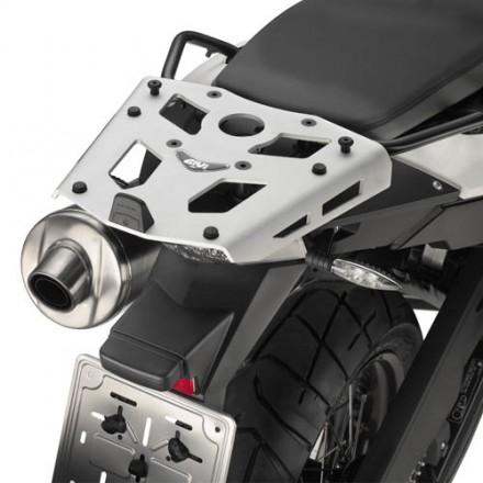Attacco posteriore alluminio Givi Sra5103 Bmw F650 Gs / F800 Gs (08-14)