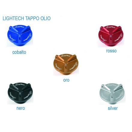 Tappo Olio M26x3 Lightech OIL006