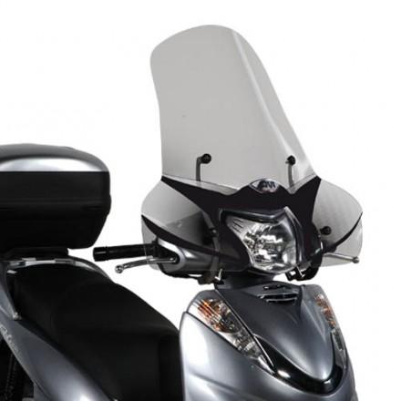 Parabrezza Givi 308A + A307A Honda SH 300i (07-10)
