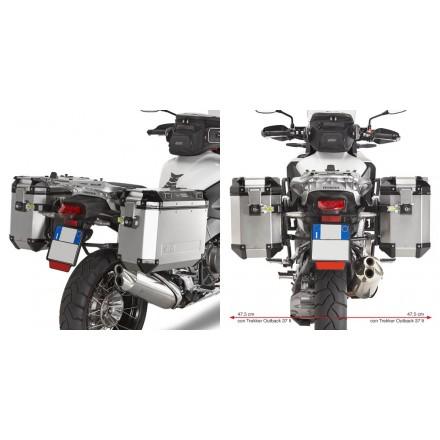 Telaietti laterali Givi PLR1110CAM Honda Crosstourer 1200 (12-14)