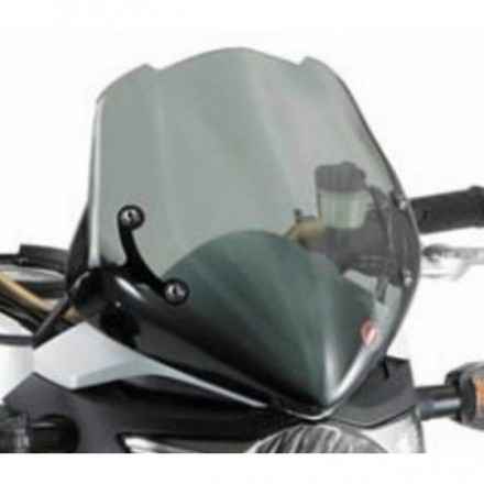 Cupolino Givi 247A + A7701A Ktm Duke 125-200-390 (11-14)
