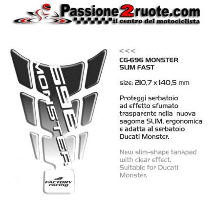 Paraserbatoio Print Ducati Monster 696
