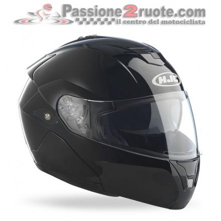 Casco modulare Hjc Sy-Max III Metal Black helmet