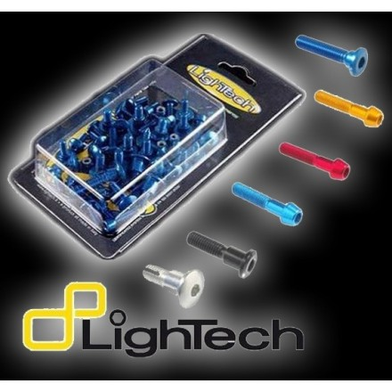 Kit Ganci Rapidi Carena Ducati 748 / 916 / 996 10 PZ Lightech KD7GR