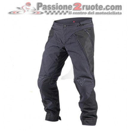 Pantalone Over Flux D-Dry Nero