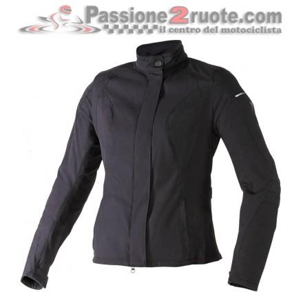 Giacca moto donna Dainese Katy tex lady nero black jacket