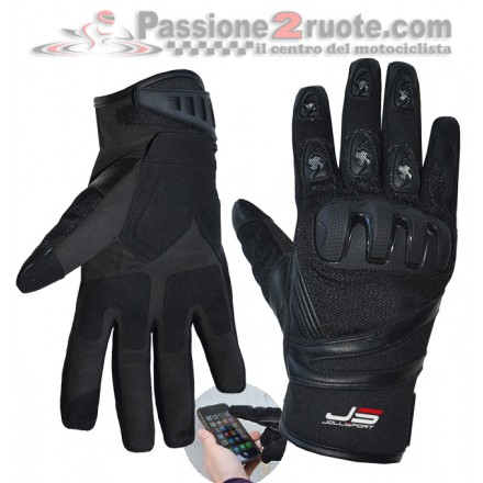 Guanti moto Jollisport Wheel gloves
