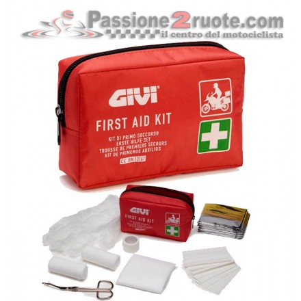 Kit pronto soccorso Givi S301 First Aid Kit