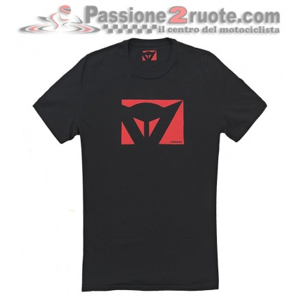 T-shirt Dainese Color New Nero