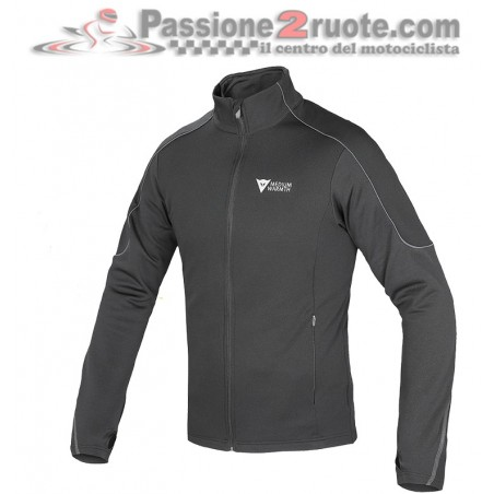 Maglia Termica Dainese D-Mantle Fleece Nero Antracite