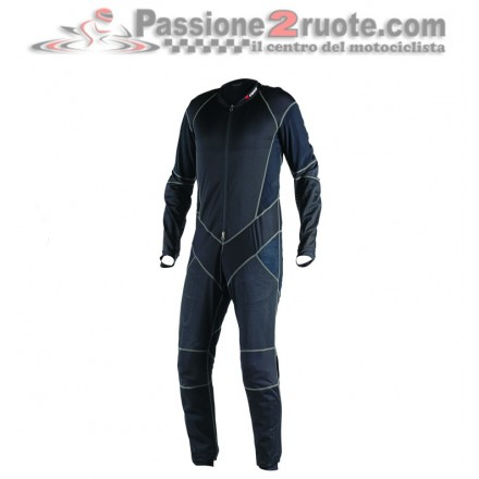 Tuta Termica sotto tuta anti vento Dainese No-Wind Layer Suit D1 thermal  underwear