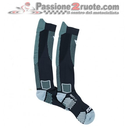 Calze Termiche Dainese D-Core High Socks Nero Antracite black 1915954