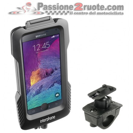 Supporto Telefono Interphone Pro Case Galaxy Note 4