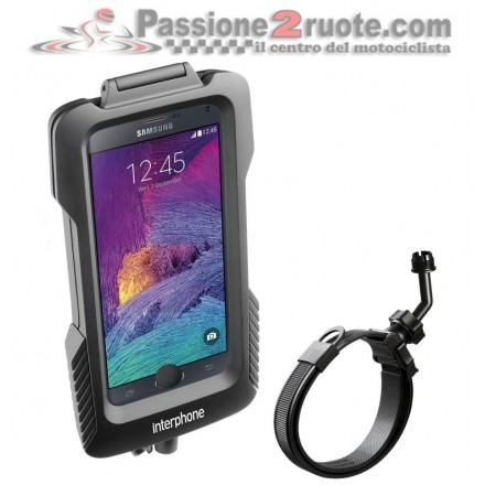 Supporto Telefono Scooter Interphone Pro Case Galaxy Note 4