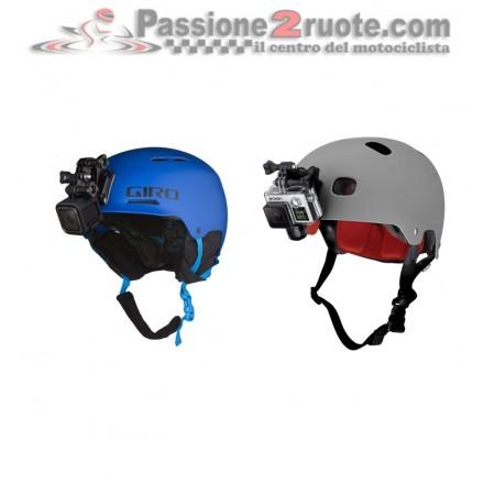 GoPro Supporto frontale per casco