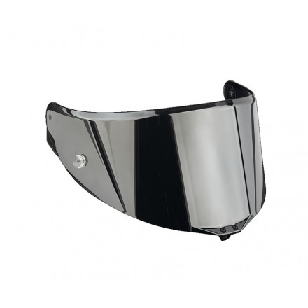 Visiera Agv K5 Jet City 17 Iridium Silver specchio visor city 17
