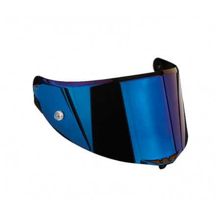 Visiera Agv iridium blu Corsa Pista Gt-Veloce visor Helmet