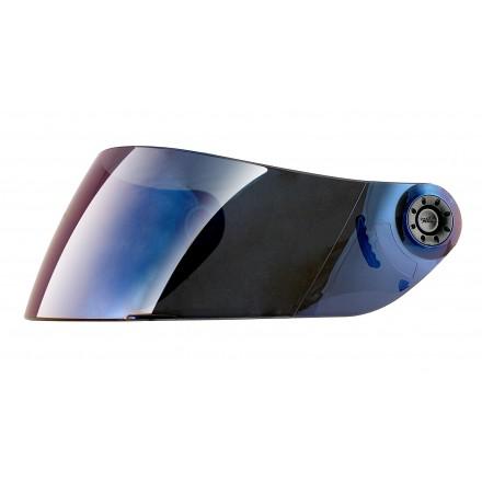 Visiera Shark S900-C S700-S S800 S650 S600 iridium blu visor