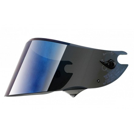Visiera Shark Race-R Pro Speed-R 2 iridium blu visor