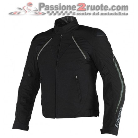 Giacca moto Dainese Hawker D-Dry Nero jacket