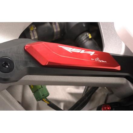 Protezioni Telaio Aprilia RSV4+ Factory Lightech STEAP102