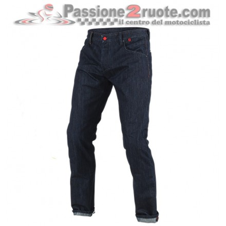 Jeans pantalone moto Dainese Strokeville Aramid-Denim pant