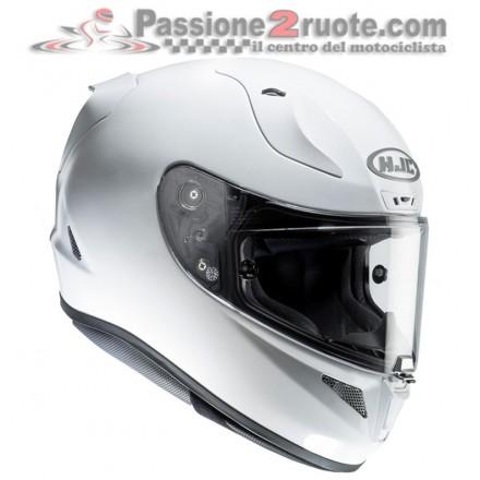 Casco integrale moto Hjc Rpha 11 Bianco white Helmet casque