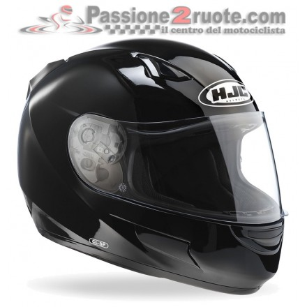Casco Hjc Cl-Sp Solid Black