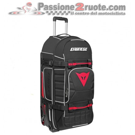 Borsone Dainese D-Rig Wheeled Bag Stealth-Black