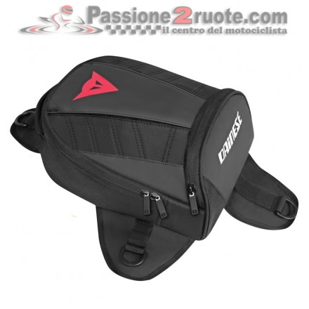 Borsa Serbatoio Dainese D-Tanker Motorcycle Mini Bag Stealth-Black