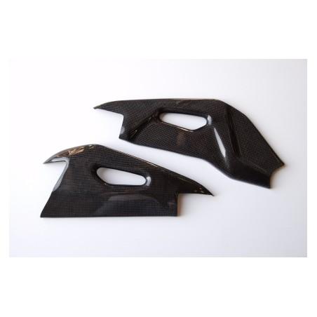 Protezioni Forcellone Carbonio Aprilia RSV4/Tuono Lightech - CARA3060